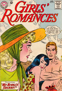 Cover Thumbnail for Girls' Romances (DC, 1950 series) #94