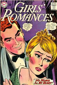Cover Thumbnail for Girls' Romances (DC, 1950 series) #95