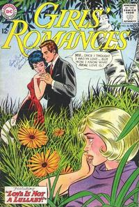 Cover Thumbnail for Girls' Romances (DC, 1950 series) #96