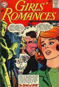 Cover Thumbnail for Girls' Romances (DC, 1950 series) #99