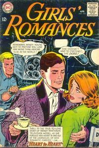 Cover Thumbnail for Girls' Romances (DC, 1950 series) #100