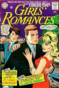 Cover Thumbnail for Girls' Romances (DC, 1950 series) #113