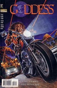 Cover Thumbnail for Goddess (DC, 1995 series) #3