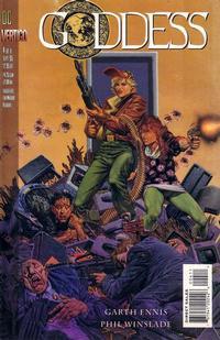 Cover Thumbnail for Goddess (DC, 1995 series) #4
