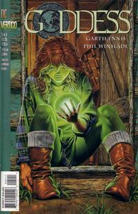 Cover Thumbnail for Goddess (DC, 1995 series) #5