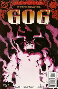 Cover Thumbnail for Gog (Villains) (DC, 1998 series) #1