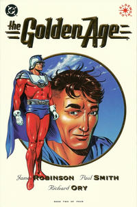 Cover Thumbnail for The Golden Age (DC, 1993 series) #2
