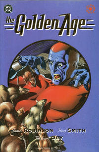 Cover Thumbnail for The Golden Age (DC, 1993 series) #3