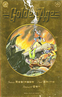 Cover Thumbnail for The Golden Age (DC, 1993 series) #4