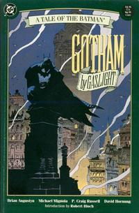 Cover Thumbnail for Gotham by Gaslight: An Alternative History of the Batman (DC, 1989 series)