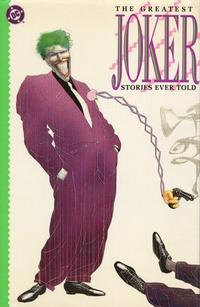 Cover Thumbnail for The Greatest Joker Stories Ever Told (DC, 1988 series)