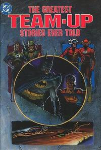 Cover Thumbnail for The Greatest Team-Up Stories Ever Told (DC, 1989 series)