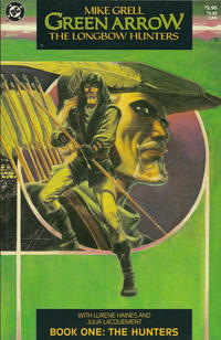 Cover Thumbnail for Green Arrow: The Longbow Hunters (DC, 1987 series) #1