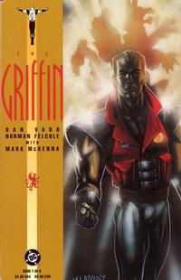 Cover Thumbnail for The Griffin (DC, 1991 series) #1