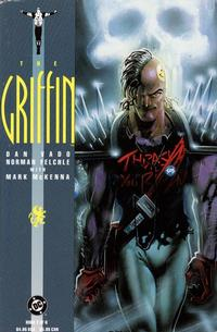 Cover Thumbnail for The Griffin (DC, 1991 series) #2