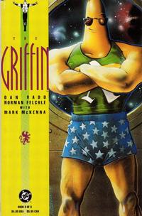 Cover Thumbnail for The Griffin (DC, 1991 series) #3