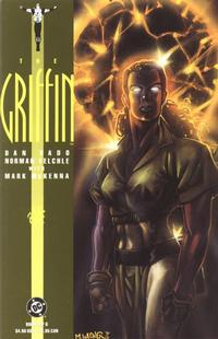 Cover Thumbnail for The Griffin (DC, 1991 series) #4