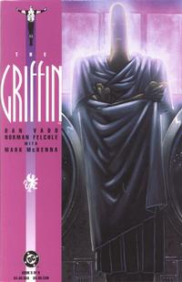 Cover Thumbnail for The Griffin (DC, 1991 series) #5