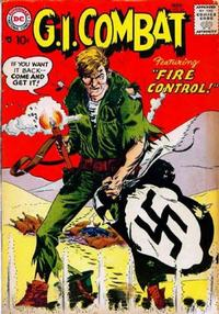 Cover Thumbnail for G.I. Combat (DC, 1957 series) #54