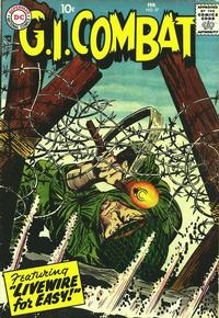 Cover Thumbnail for G.I. Combat (DC, 1957 series) #57