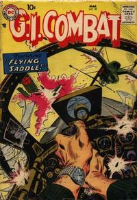 Cover Thumbnail for G.I. Combat (DC, 1957 series) #58