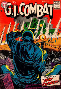 Cover Thumbnail for G.I. Combat (DC, 1957 series) #59