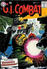 Cover Thumbnail for G.I. Combat (DC, 1957 series) #60