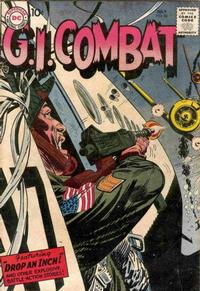 Cover Thumbnail for G.I. Combat (DC, 1957 series) #62