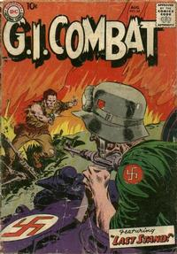 Cover Thumbnail for G.I. Combat (DC, 1957 series) #63