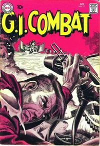 Cover Thumbnail for G.I. Combat (DC, 1957 series) #77