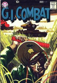 Cover Thumbnail for G.I. Combat (DC, 1957 series) #81