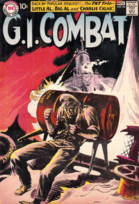 Cover Thumbnail for G.I. Combat (DC, 1957 series) #84