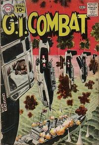 Cover Thumbnail for G.I. Combat (DC, 1957 series) #87