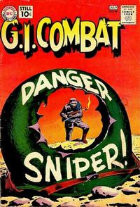 Cover Thumbnail for G.I. Combat (DC, 1957 series) #88