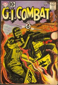Cover Thumbnail for G.I. Combat (DC, 1957 series) #89