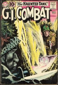 Cover Thumbnail for G.I. Combat (DC, 1957 series) #90