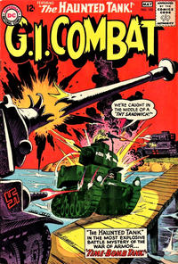 Cover Thumbnail for G.I. Combat (DC, 1957 series) #105