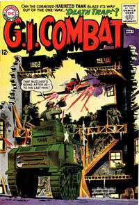 Cover Thumbnail for G.I. Combat (DC, 1957 series) #111