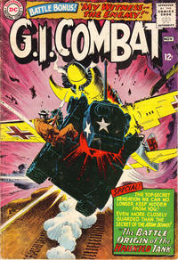 Cover Thumbnail for G.I. Combat (DC, 1957 series) #114