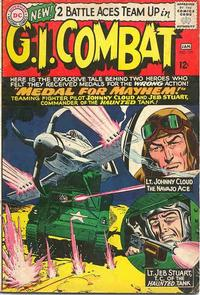 Cover Thumbnail for G.I. Combat (DC, 1957 series) #115