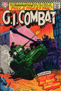 Cover Thumbnail for G.I. Combat (DC, 1957 series) #120