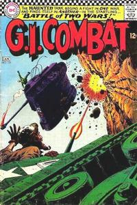 Cover Thumbnail for G.I. Combat (DC, 1957 series) #121