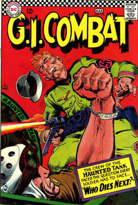 Cover Thumbnail for G.I. Combat (DC, 1957 series) #122