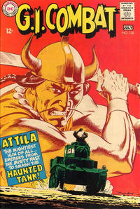 Cover Thumbnail for G.I. Combat (DC, 1957 series) #130