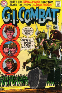 Cover Thumbnail for G.I. Combat (DC, 1957 series) #138