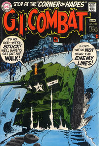 Cover Thumbnail for G.I. Combat (DC, 1957 series) #139