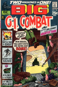 Cover Thumbnail for G.I. Combat (DC, 1957 series) #146