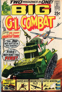 Cover Thumbnail for G.I. Combat (DC, 1957 series) #147