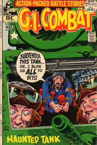 Cover Thumbnail for G.I. Combat (DC, 1957 series) #152