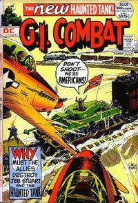 Cover Thumbnail for G.I. Combat (DC, 1957 series) #154